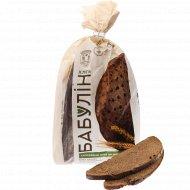 Хлеб «Бабулiн» нарезанный, 500 г.