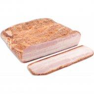 Грудника свиная «Особая» копчено-вареная, 1 кг, фасовка 0.4-0.8 кг
