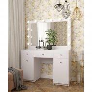 Туалетный столик «Мир Мебели» с зеркалом и подсветкой SV-61.