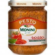 Соус «Pesto Rosso» c сушеными помидорами, 190 г