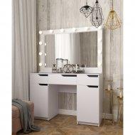 Туалетный столик «Мир Мебели» с зеркалом и подсветкой SV-63.