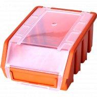 Контейнер для инструментов «Ergobox 2 Plus» оранжевый 116х161х75 мм.