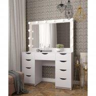Туалетный столик «Мир Мебели» с зеркалом и подсветкой SV-65.