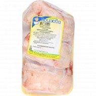 Мясо птицы «Спинка цыплёнка-бройлера» замороженная, 1 кг., фасовка 0.7-1 кг