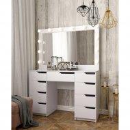 Туалетный столик «Мир Мебели» с зеркалом и подсветкой SV-66.
