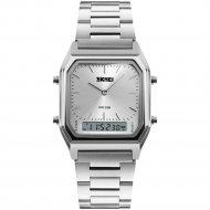 Наручные часы «Skmei» 1220-3, Серебристый