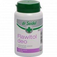 Таблетки для кошек и собак «Flawitol» deo, 60 штук.