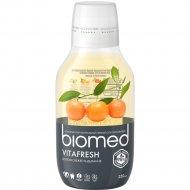 Ополаскиватель для полости рта «Biomed» Vitafresh, комплексный, 250 мл.