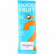 Фруктовый батончик «Good Fruit» кокос-курага, 32 г.