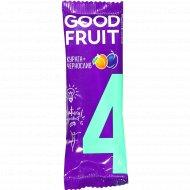 Фруктовый батончик «Good Fruit» курага-чернослив, 32 г.
