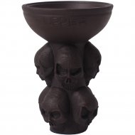 Чаша для кальяна «Upper Hookah» Skull Bowl, AHR01295