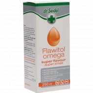 Масло «Flawitol» Омега Супервкус для улучшения вкуса корма, 250 мл.