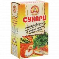 Сухари панировочные «Слуцкi каравай» из хлебных сухарей, 400 г.