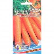 Семена моркови «Хрустящее счастье» 1.5 г