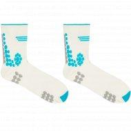 Носки мужские «Mark Formelle» белые, размер 27