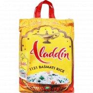 Рис длиннозерный пропаренный селла басмати «Alladin» 2 кг.