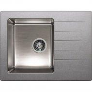 Кухонная мойка «Tolero» TTS-660, серый