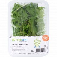 Салат «Мизуна» 30 г.