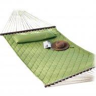 Гамак «Oecamp» зеленый, 200х140 см