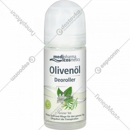 Дезодорант «Doliva» зеленый чай, 50 мл.