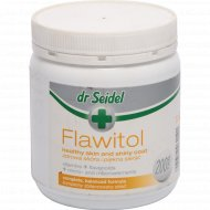Таблетки для собак «Flawitol» здоровая кожа, красивая шерсть, 200 шт.