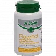 Таблетки для собак «Flawitol» здоровая кожа, красивая шерсть, 60 шт.