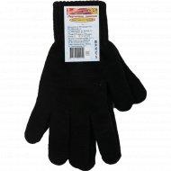 Перчатки трикотажные полушерстяные, размер 22.