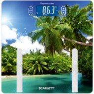 Весы напольные «Scarlett» SC-BS33ED12.