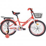 Велосипед «Krakken» Spike 16, красный