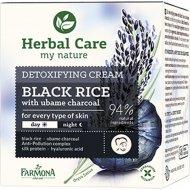 Детоксифирующий крем «Herbal Care» с Черным рисом, 50 мл.