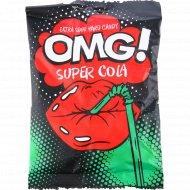 Карамель леденцовая «OMG!» super cola, 57 г.
