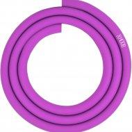 Силиконовый шланг «Hoob» фиолетовый матовый, AHR01418