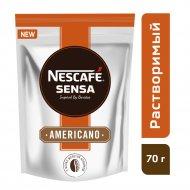 Кофе растворимый «Nescafe» Sensa Americano, 70 г.