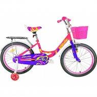 Велосипед «Krakken» Molly 20, розовый