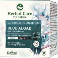 Крем для лица увлажняющий «Herbal Care» Голубые Водоросли, 50 мл.