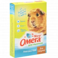 Лакомство для грызунов «Neo Oмега» 50 г.
