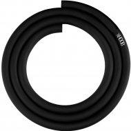 Силиконовый шланг «Hoob» чёрный матовый, AHR01320