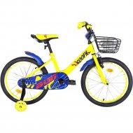 Велосипед «AIST» Goofy 16, желтый