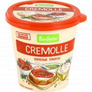 Сыр мягкий «Bonfesto Cremolle» творожный, вяленые томаты, 125 г.