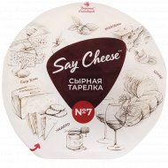 Сырная тарелка «Say Cheese» №7, 185 г.