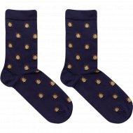 Носки мужские «Mark Formelle» черно -синие, размер 27-29