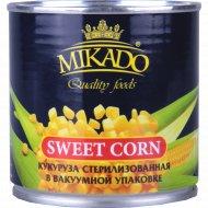 Кукуруза сладкая «Mikado» 425 мл.