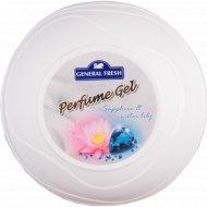 Освежитель воздуха в геле «Perfume Gel» сапфир и водяная лилия, 150 г.