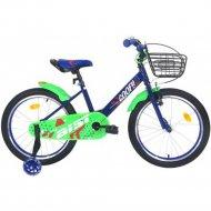 Велосипед «AIST» Goofy 20, синий