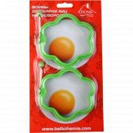 Набор форм для жарки яиц 11х11 см.