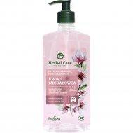 Мицеллярная жидкость «Herbal Care» Цветок Миндаля, 400 мл.