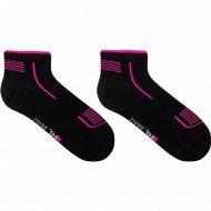 Носки женские «Mark Formelle» черные, размер 25