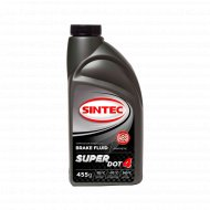 Тормозная жидкость «Sintec» Super DOT-4, 455 г.