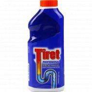 Средство чистящее для труб «Tiret» professional, 500 мл.