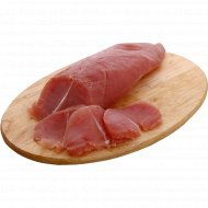 Филе индейки «Фермерское» сыровяленое, 1 кг., фасовка 0.3-0.4 кг